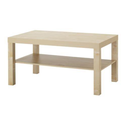 IKEA-Couchtisch-LACK-90x55x45cm-Beistelltisch-in-BIRKE