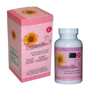 Feminelle 2 PACK 240 capsules 4 month supply Natural Menopause Relief