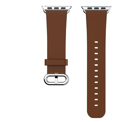 apple-watch-band-hix-genuine-leather-strap-wrist-band-replacement-w-metal-clasp-for-apple-watchbrown