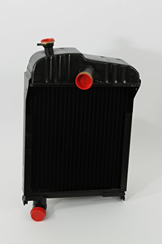 John Deere M Series Radiator Non-Pressurized AM639T AM1771T (John Deere Model M compare prices)