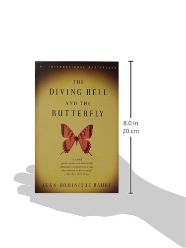 "the diving bell and the butterfly 2 essay The different ways the camera is used in ""the diving bell and the butterfly"" serve to seamlessly convey (2) cinematography in the diving bell and."
