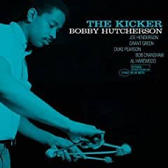 Bobby Hutcherson The Kicker cover