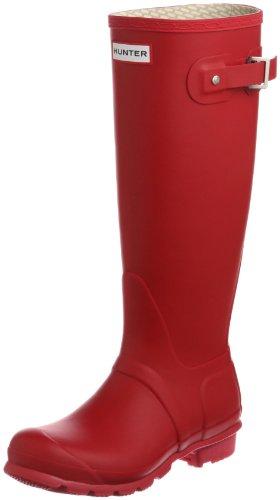 [ハンター] HUNTER ORIGINAL/WELLY W23499 12470011 RED (レッド/UK5)  [並行輸入品]
