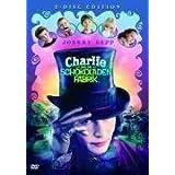 """Charlie und die Schokoladenfabrik (2 DVDs)von """"Johnny Depp"""""""