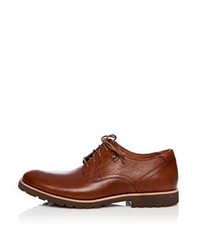 Rockport Zapato Casual Lh Plaintoe Marrón