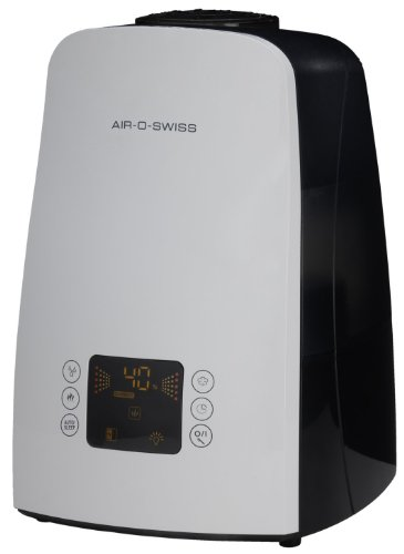 Air-O-Swiss Refurbished U650 Ultrasonic Humidifier - Warm and Cool Mist