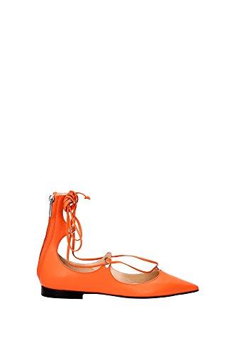 Sandali Pinko Donna Pelle Arancio 1P20QPY2CKA97 Arancio 37EU