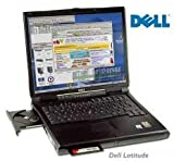 Dell Latitude C840 Laptop with Intel Pentium 4 M 2.0 GHZ, 512 MB of RAM, Win XP PRO, WIFI