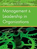 img - for Management & Leadership in Organizations book / textbook / text book