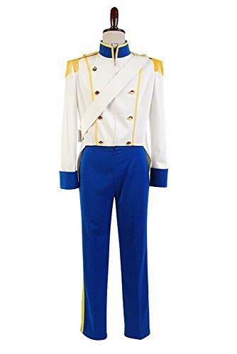 Prince Eric Cosplay Costume