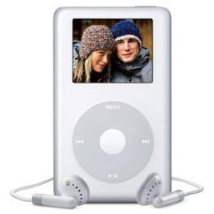 Apple iPod - 60GB - White [video playback] MA003B/A