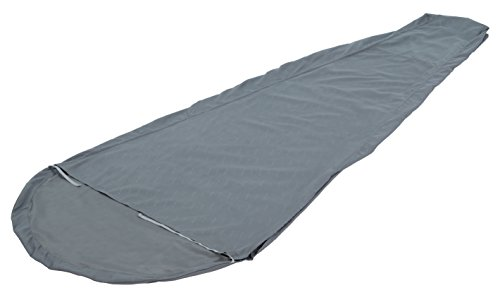 ALPS Mountaineering MicroFiber Mummy Sleeping Bag Liner (Micro Bag Toss compare prices)