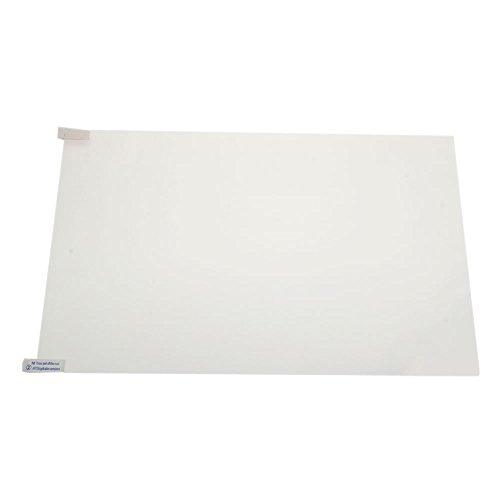"""Matte Anti-Static Glare Improve Contrast Protector Screen Film For Laptop Notebook Computer Lcd Widescreen With 17.4"""" Size"""