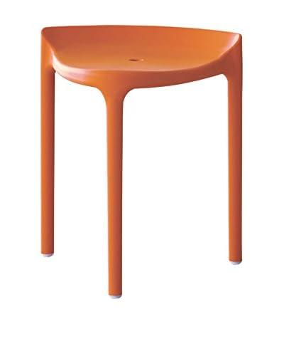 Pedrali Sgabello Happy 491 Arancione