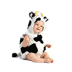 Baby Cow Infant Toddler Halloween Costume sz sz 18M-2T