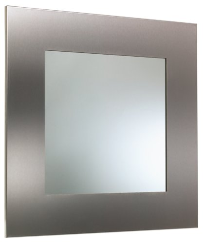 Blomus Square Stainless Steel Mirror