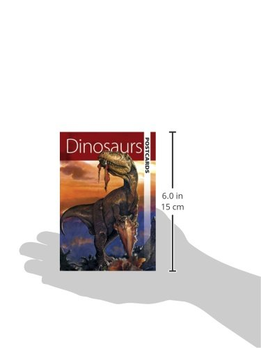 Dinosaurs (Dover Postcards)