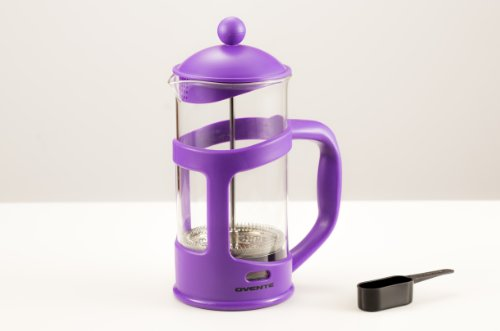 Ovente FPT34 French Coffee Press 34oz (Purple)