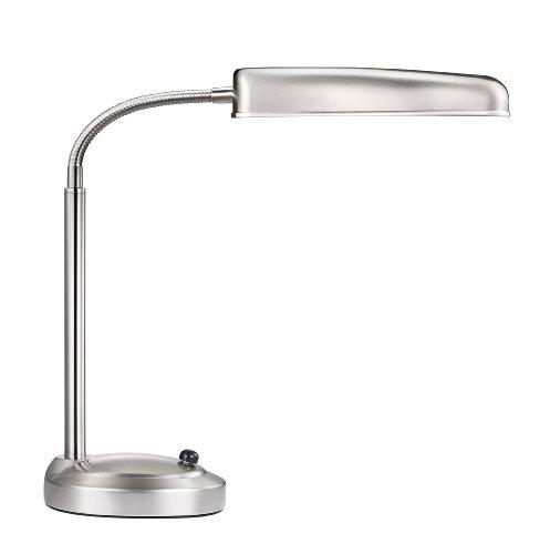 10000-LUX-Vollspektrum-Tageslicht-Schreibtischlampe-70-Watt-nickel