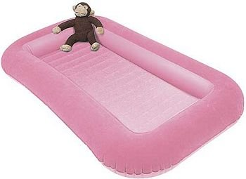 Kampa Airlock Junior Bed - Candyfloss Pink