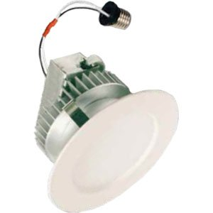 "American Lighting Ep4-E26-27-Wh 4"" E-Pro Led Recessed Downlight 120V Ac 7.6W, Energy Star Compliant, White"