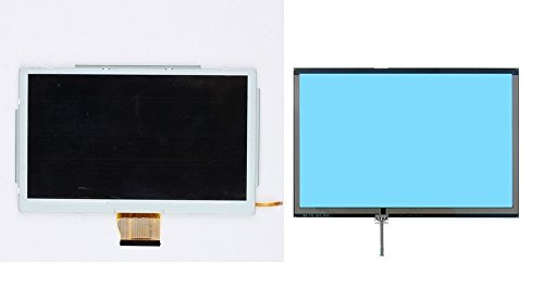 Wik Geisand Gaming® Wii U Replacement Lcd And Digitizer Set