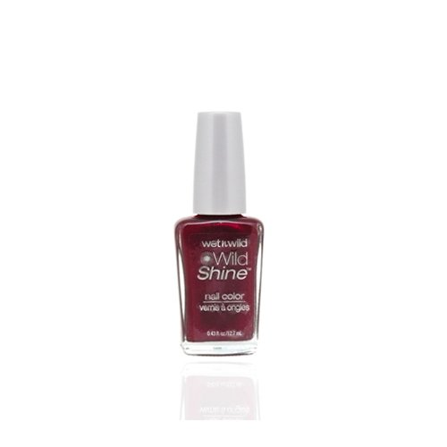 ウェットアンドワイルド Wild Shine Nail Color Burgundy Frost