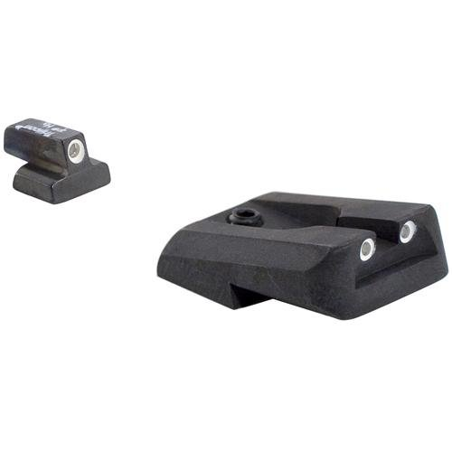 Smith And Wesson Trijicon Full Size .40 Novak Rear Night Sight Set