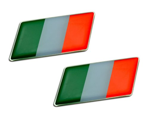 2-x-pair-set-of-2-italian-italy-flag-emblem-badge-nameplate-decal-rare-for-fiat-124-125-126-131-500-