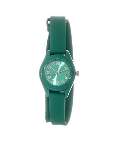 Coccinelle Reloj de cuarzo Verde 20 mm