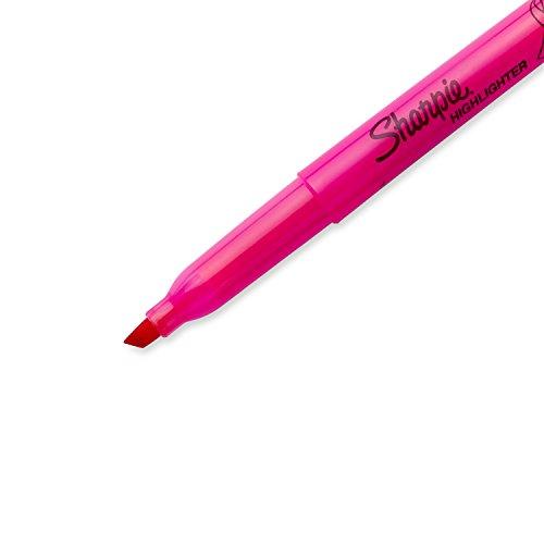 Sharpie 1741909 Accent Pink Ribbon Pocket Highlighter, 2-Pack