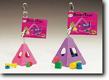 Picture of TopDawg Pet Supplies Pyramid Puzzle Large (B000N5KLM4) (3D Puzzles)