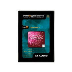 M-Audio ProSessions-Vol 8 Hydrosonics Disc 2 (Standard)