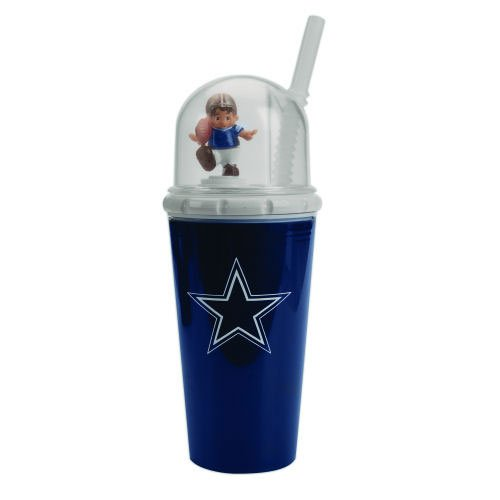 Dallas Cowboys Wind Up Mascot Cup at Amazon.com