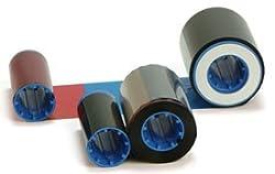 800014-941 YMCUvK Zebra Color (UV) Ribbon - 500 Images - P620, P630i & 640i