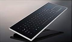 ミネベア(NMB) 【Win版】有線フラットパネルキーボード[USB] CLKB02 COOL LEAF2 CLKB02001WIN