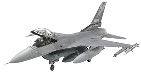 Tamiya - 61101 - Maquette - F-16C Block 25 / 32 Ang - Echelle 1:48