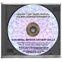 BMV Quantum Subliminal CD Improve Archery Skills: Archer Training Aid (Ultrasonic Sports Performance Enhancement Series)
