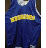 Signed Smith, Joe (Golden State Warriors) Official Golden State Warriors practice... by Powers Collectibles