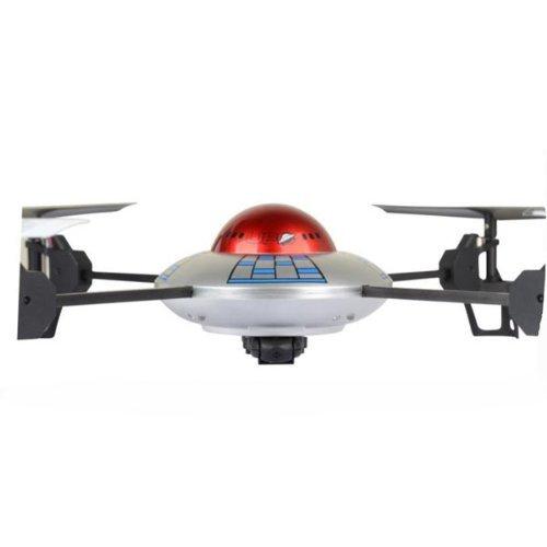 UDI U830 24Ghz 4CH RC Quadcopter Aircraft Mini UFO Orange