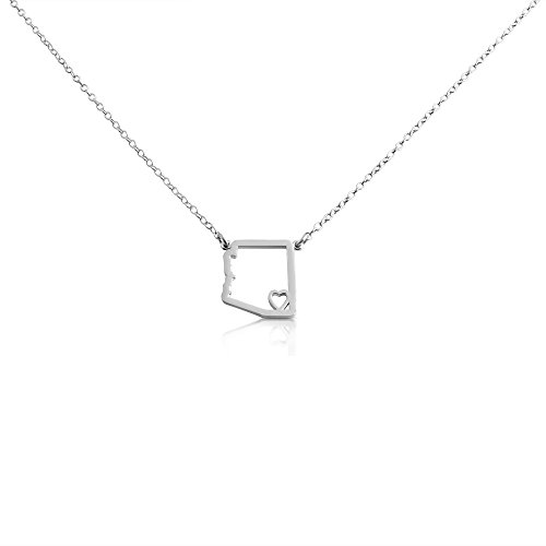 925-sterling-silver-small-arizona-4th-of-july-jewelry-state-necklace-18-inches