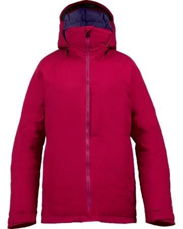 Burton Ak Flare Down Jacket Women - Color:Syrah - Talla:S - 2014