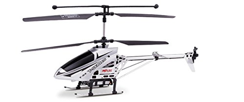 Mjx T04 Alloy Electric Remote Control Plane 3 Channel Helicopter Model Rc Toys Color Random