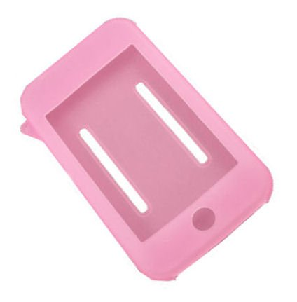 U-Bop BoldFLEX (Pink) Silicone Skin Twin-Pack , Apple iPhone 1G & 3G