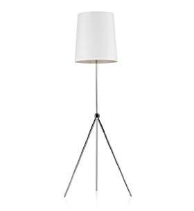 Marks spencer catalogue lighting from marks spencer for Modern tripod floor lamp marks and spencer