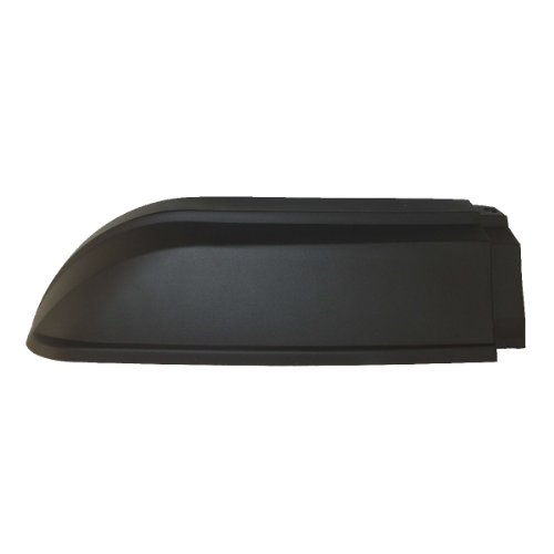 Rugged Ridge 11602.07 Front Left Fender Flare Extension (94 Jeep Wrangler Fender Flares compare prices)