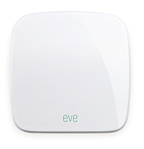Elgato Eve Room, Termostato ambiente wireless, abilitato Apple HomeKit