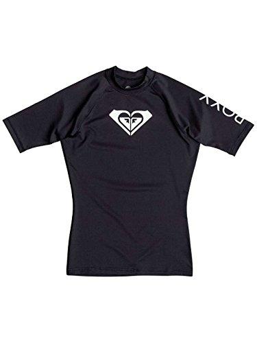 roxy-damen-whole-heart-short-sleeve-lycra-m-schwarz