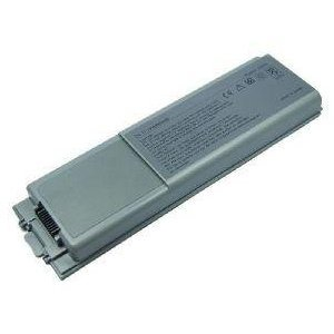 First-rate Choice New Laptop Replacement Battery, High Capacity 6 cells, for Dell Latitude D800 series, precision M60, Inspiron 8500, 8600 series , Replacement for 01X284 2P700 310-0083 312-0083 312-0101 312-0121 312-0195 451-10125 451-10130 451-10151 8N5