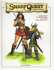 The SnarfQuest Graphic Novel by Larry Elmore